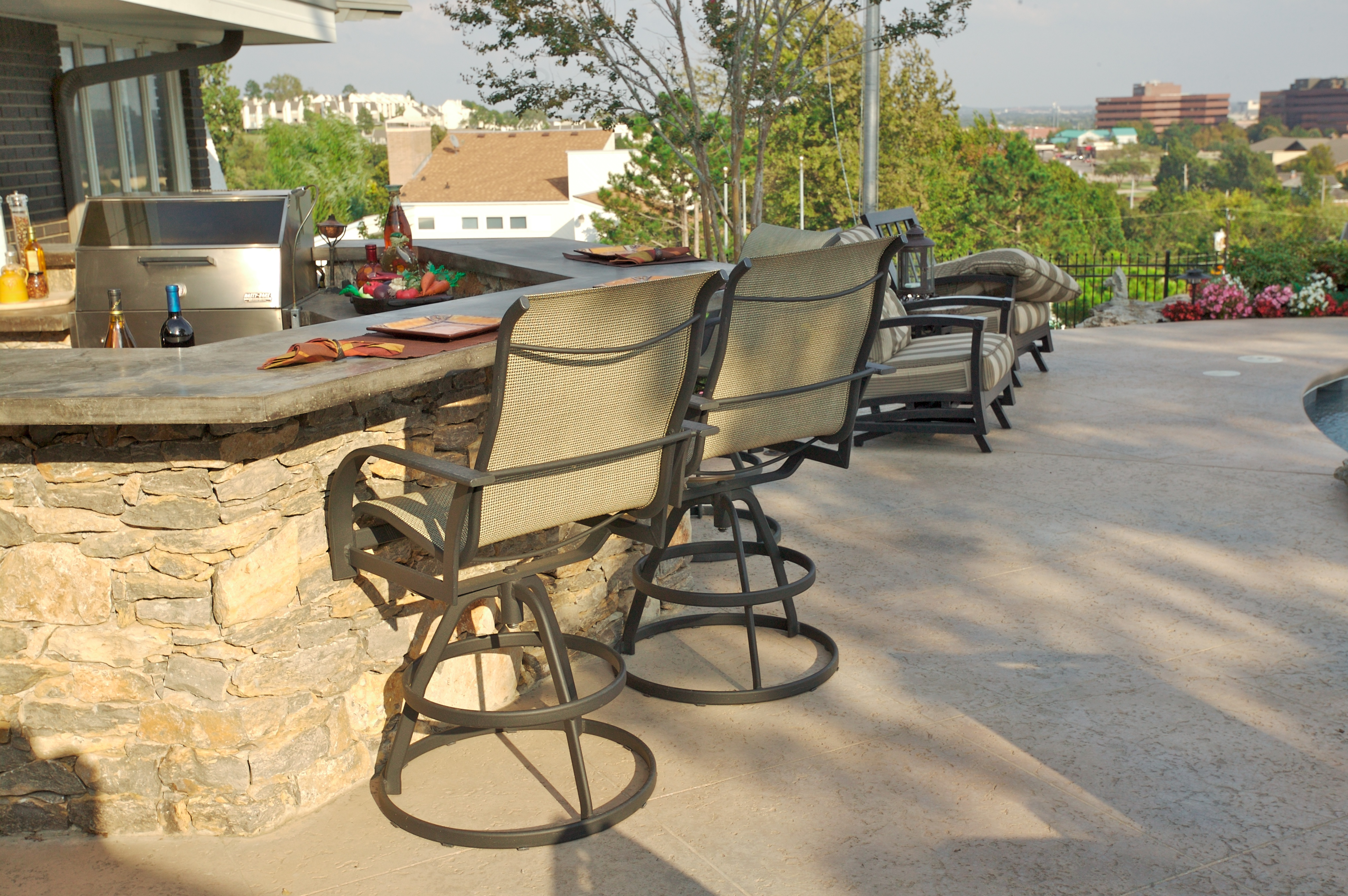 Oklahoma landscape outdoor kitchens tulsa design ideas for Kitchen ideas tulsa ok