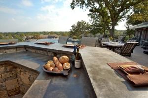 tulsa outdoor kitchen