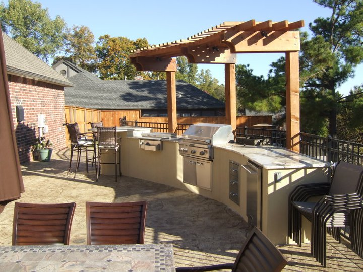 Tulsa Outdoor Kitchens – Bringing the Party to the Chef ...