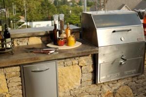 Tulsa outdoor kitchens set the stage for the perfect for Kitchen ideas tulsa oklahoma