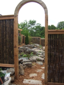 tulsa landscape design fences
