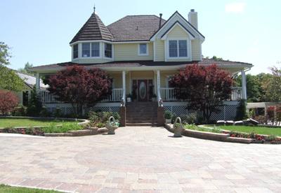 Landscape Design Makeover Ideas For Older Homes The Best Of Tulsa Lawn Care And Landscaping Oklahoma Landscape