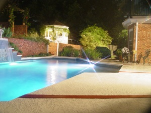 landscape lighting tulsa
